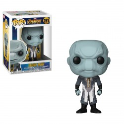 Funko 26901 Pop Marvel Avengers Infinity War - Ebony Maw Collectible Figure