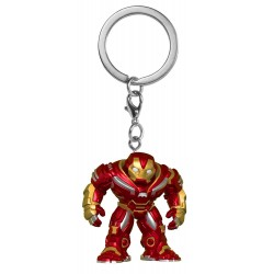 Avengers Infinity War Pocket Pop Keychain Marvel Hulkbuster Figure