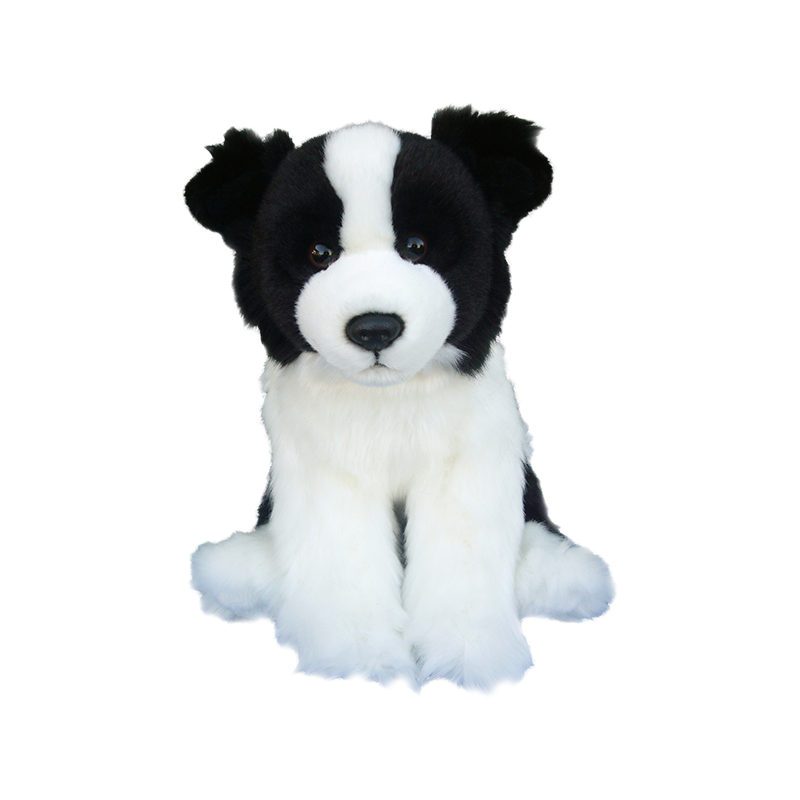 Border Collie Soft Toy 12""