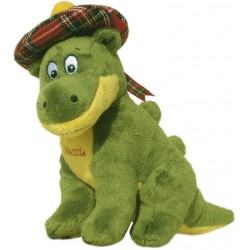 Nessie Loch Ness Monster Soft Toy 9""