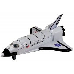 Space Suttle Endevour Die Cast Pull back