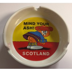 Scottish Ash Tray