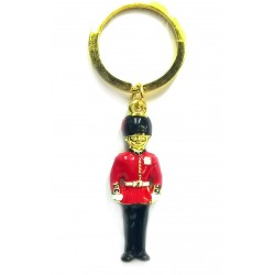 London Guardsman Keyring