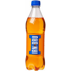Iron Bru Bottle