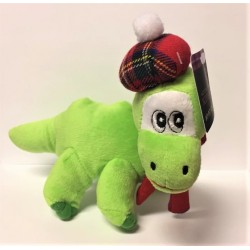 Scottish Gift -Nessie lochness Monster soft toy - uk Gift