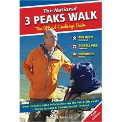 The National 3 Peaks Walk - The Official Challenge Guide