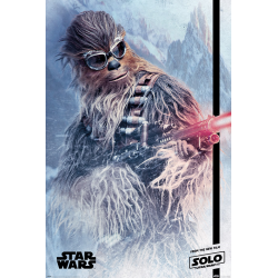 Solo: A Star Wars Story (Chewie Blaster) 61 by 91.5 cm