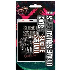 GB Eye Suicide Squad Lanyard, Plastic, Various