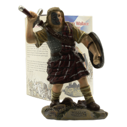 Sir William Wallace Resin Model