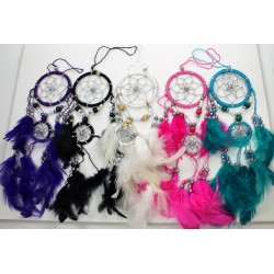 6cm Double dreamcatcher (1 SUPPLIED)