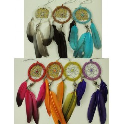 Beaded dreamcatcher (1 SUPPLIED)