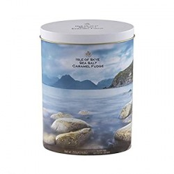 Isle of Skye Sea Salt Caramel Fudge in Tin