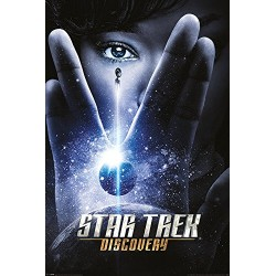 "Pyramid International ""International One Sheet Star Trek Discovery"" Maxi Poster, Multi-Colour, 61 x 91.5 x 1.3 cm"