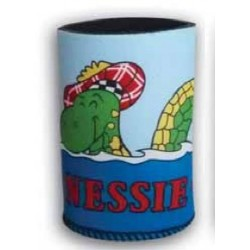 NESSIE SCOTLAND NEOPRENE NOVELTY CAN COOLER
