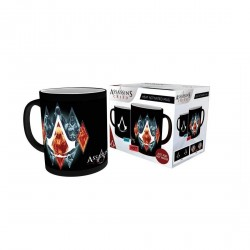 GB eye Assassins Creed Legacy Heat Changing Mug, Ceramic, Various, 15 x 10 x 15 cm