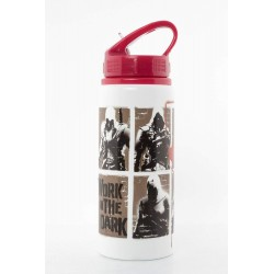 GB eye Assassins Creed Stencil Drinking Bottle, Aluminium, Various, 7.2 x 7.2 x 21.7