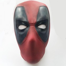 Deadpool Halloween Latex mask
