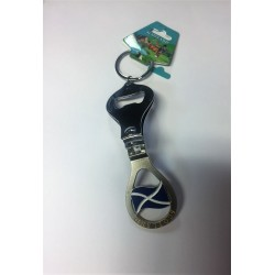 Scotland Piper Nail Clippers bottle opener