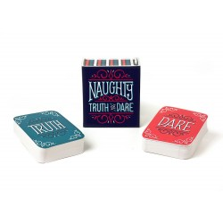 Naughty Truth or Dare (Miniature Editions)