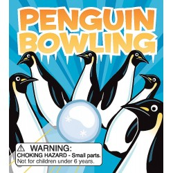 Penguin Bowling (Mega Mini Kit)