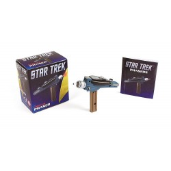 Star Trek: Light-Up Phaser (Mega Mini Kits)