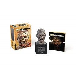 The Walking Dead: Mini Groaning Walker Head (Running Press Mini Kit & Book)