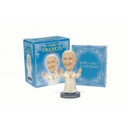 Pope Francis Bobblehead (Miniature Editions)