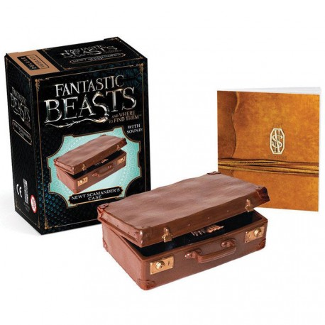 Fantastic Beasts and Where to Find Them: Newt Scamander's Case: With Sound