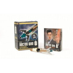 Doctor Who: Eleventh Doctor's Sonic Screwdriver Kit (Miniature Editions)