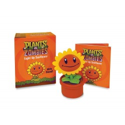 Plants vs. Zombies: Light-Up Sunflower: With Sound!