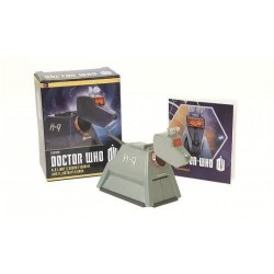 Doctor Who K-9 Light-and-Sound Figurine and Illustrated Book (Miniature Editions)