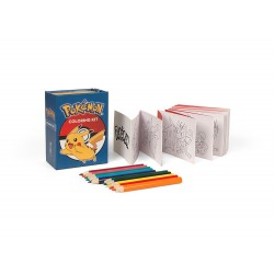 Pokémon Coloring Kit (Miniature Editions)