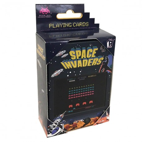 Space Invaders PP4158SI Playing Card