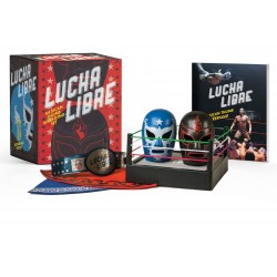Lucha Libre: Mexican Thumb Wrestling Set (Miniature Editions)