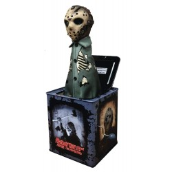 Friday the 13th - Jason Burst-A-Box