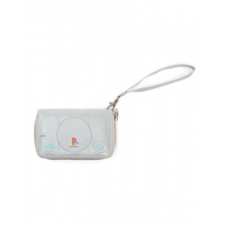 Playstation 1 Console Girls Wallet [German Version]
