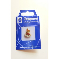 Scotland and Bagpipe Pin Badge