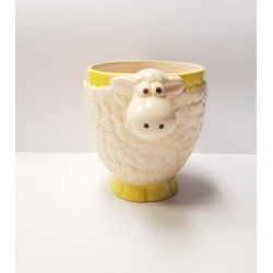 Sheep Shaped Mug