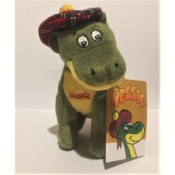 Little Sitting Nessie Soft Toy