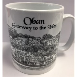 Oban - Gateway to the isles Mug