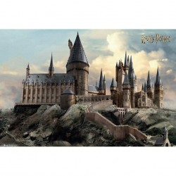 Harry Potter Hogwarts Poster, 61x91.5cm