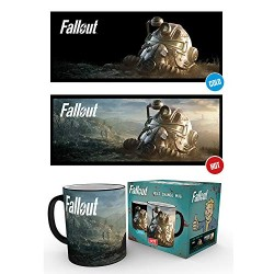 GB Eye, Fallout 76, Dawn, Heat Changing Mug