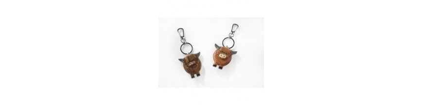 Scottish Keyrings